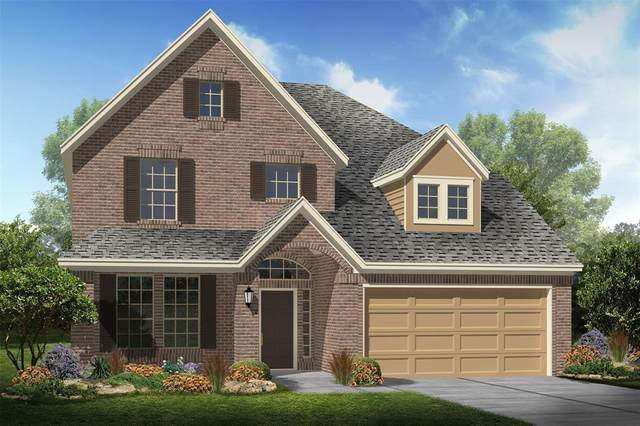 1833 Kenley Way, Alvin, TX 77511 (MLS #43264487) :: The Property Guys