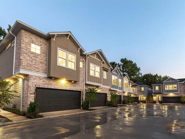 5116 Pine Reach Drive, Houston, TX 77018 (MLS #43273342) :: Keller Williams Realty