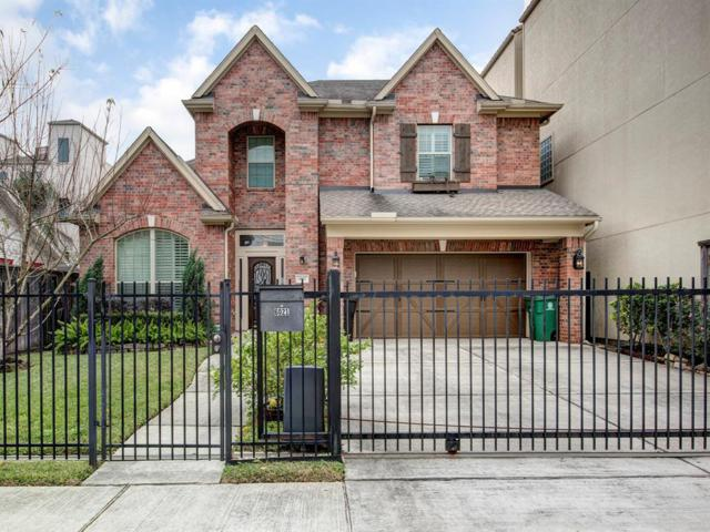 6021 Tyne Street, Houston, TX 77007 (MLS #43275697) :: Oscar Fine Properties