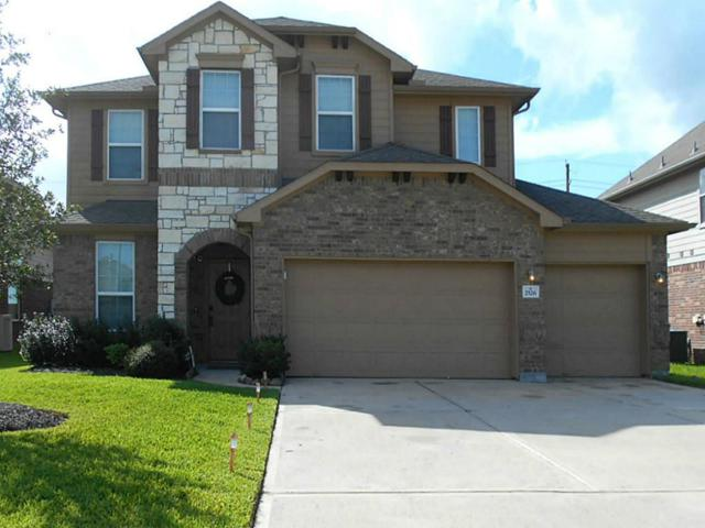2526 Tiger Eye Drive, Rosharon, TX 77583 (MLS #43278069) :: Christy Buck Team