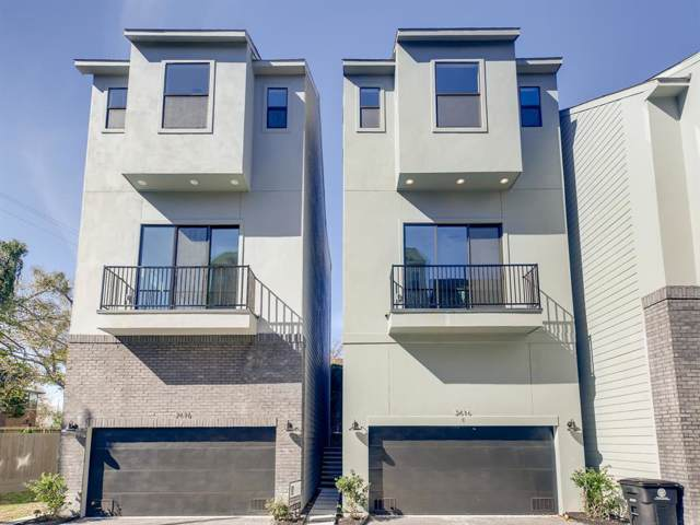 2616 Riverside Drive J, Houston, TX 77004 (MLS #43290972) :: Texas Home Shop Realty
