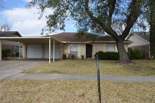 401 E X Street, Deer Park, TX 77536 (MLS #43298514) :: The Freund Group