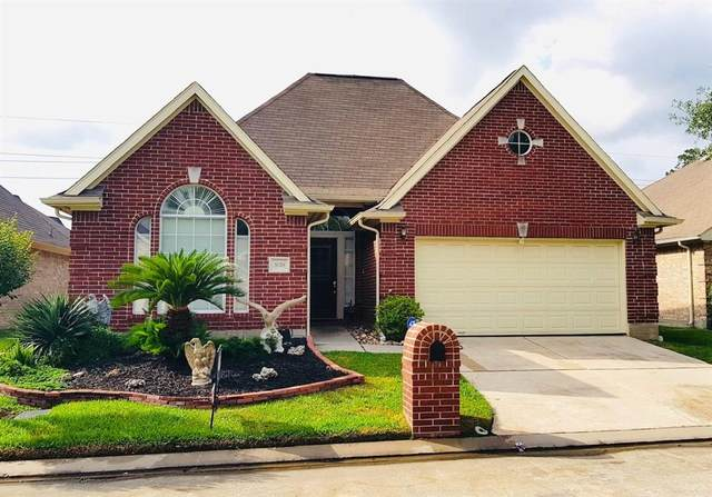3118 Candle Cabin Lane, Spring, TX 77388 (MLS #4330651) :: The Bly Team