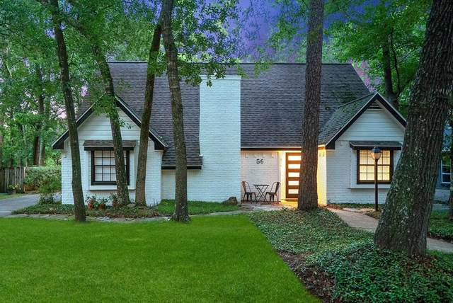56 Woodhaven Wood Drive, The Woodlands, TX 77380 (MLS #43308459) :: The Queen Team