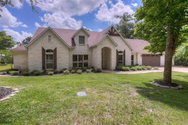 1466 River Oaks Drive, Huntsville, TX 77340 (MLS #43314307) :: Texas Home Shop Realty