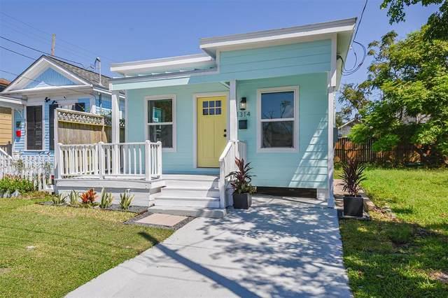 1314 26th Street, Galveston, TX 77550 (MLS #43316704) :: Caskey Realty