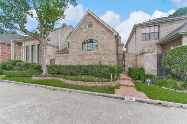 9561 Doliver Drive, Houston, TX 77063 (MLS #43317446) :: Texas Home Shop Realty