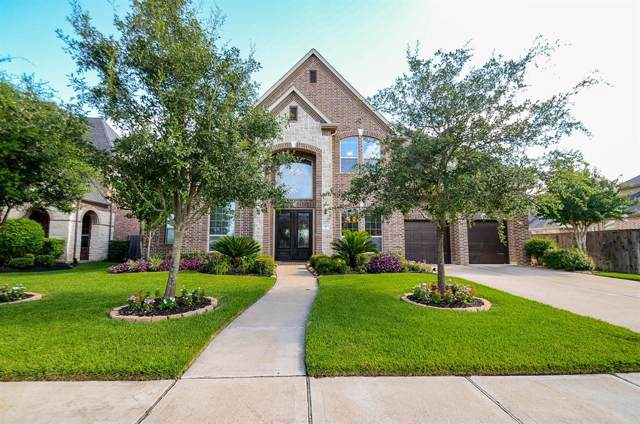 27418 Gladway Manor Drive, Katy, TX 77494 (MLS #43322311) :: Fine Living Group