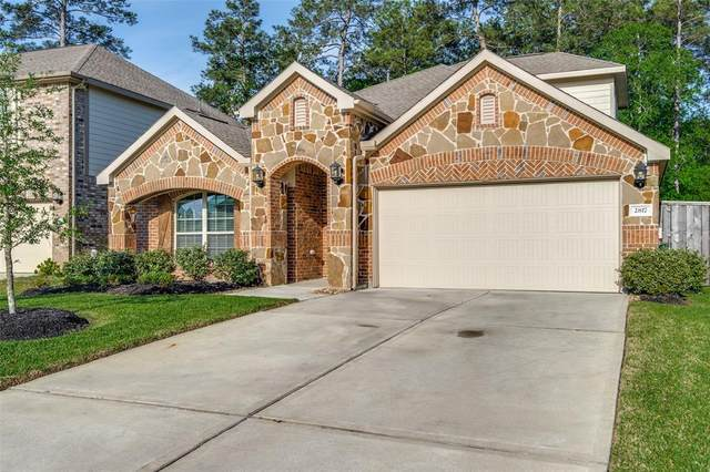 2817 Bretton Woods Drive, Conroe, TX 77301 (MLS #43327738) :: Lisa Marie Group | RE/MAX Grand