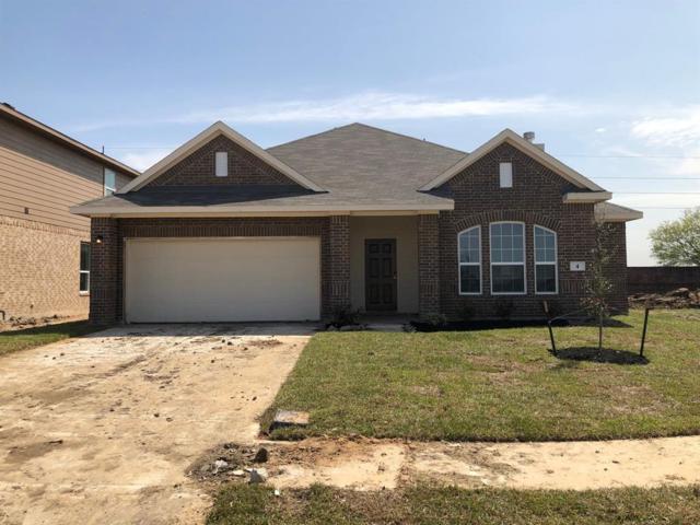 4 Montecito Lane, Manvel, TX 77578 (MLS #43334631) :: Texas Home Shop Realty