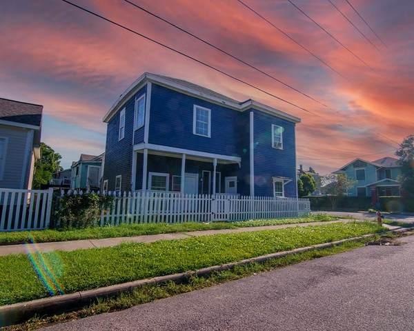 2827 Avenue Q, Galveston, TX 77550 (MLS #43340225) :: Connect Realty