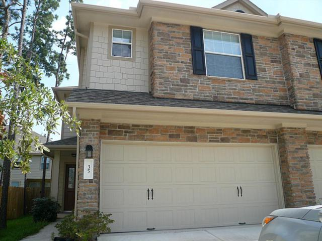 35 Wickerdale Place, The Woodlands, TX 77382 (MLS #43343561) :: Grayson-Patton Team
