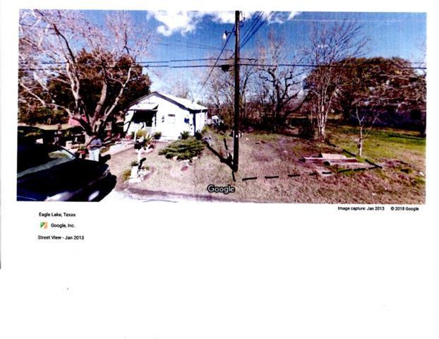306 E Davitt Street E, Eagle Lake, TX 77434 (MLS #43353365) :: Christy Buck Team