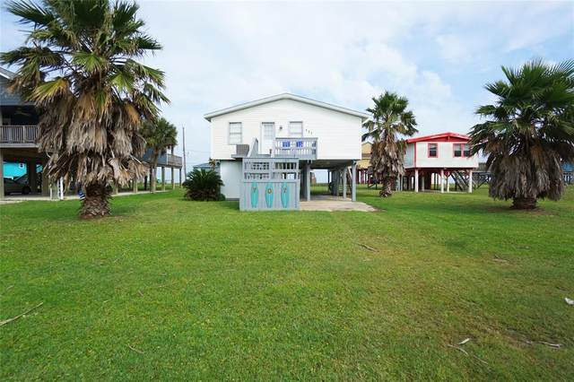 707 Sea Shell Drive, Surfside Beach, TX 77541 (MLS #43356208) :: The SOLD by George Team
