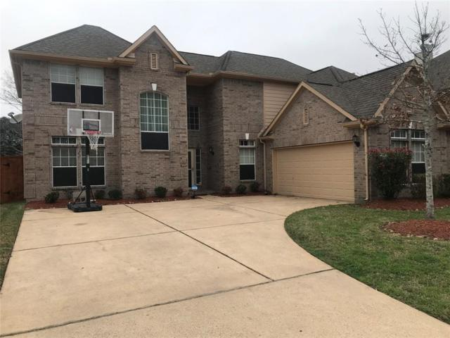 3403 Hickory Creek Drive, Pearland, TX 77581 (MLS #43358010) :: Green Residential