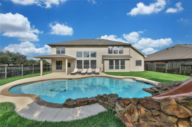 31027 Oak Forest Hollow Lane, Spring, TX 77386 (MLS #43360140) :: The Bly Team