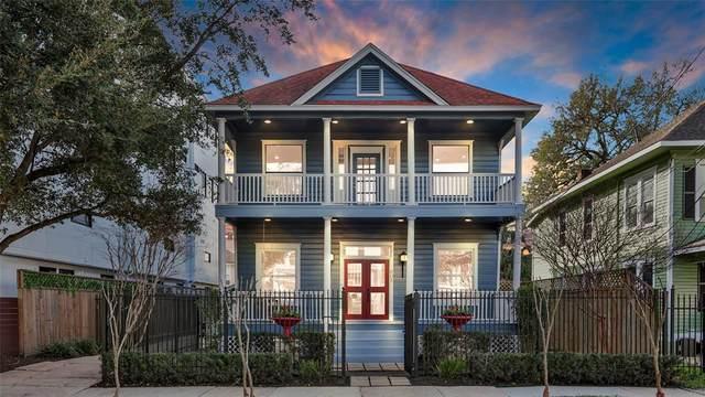 605 Hyde Park Boulevard, Houston, TX 77006 (MLS #43362778) :: Texas Home Shop Realty