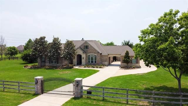 1711 Grand River Drive, Richmond, TX 77406 (MLS #43364623) :: The Heyl Group at Keller Williams