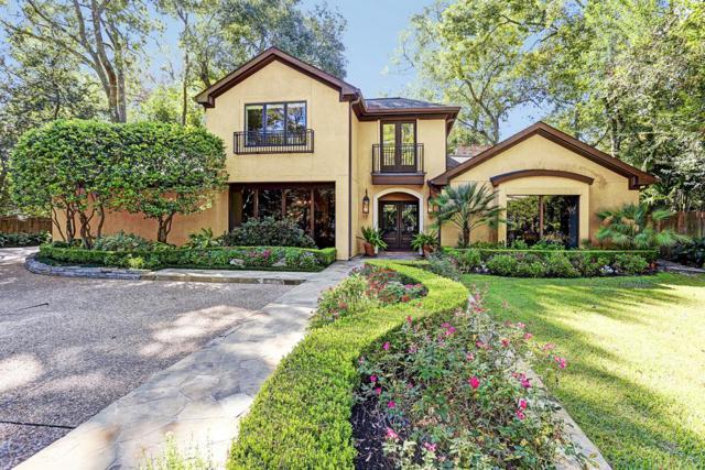 7 Memorial Point Lane, Houston, TX 77024 (MLS #43370520) :: Giorgi Real Estate Group