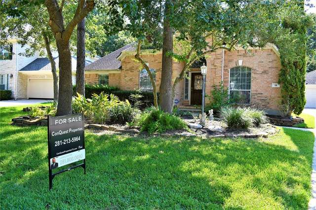 18 Clearbend Place, Conroe, TX 77384 (MLS #43374419) :: The Heyl Group at Keller Williams