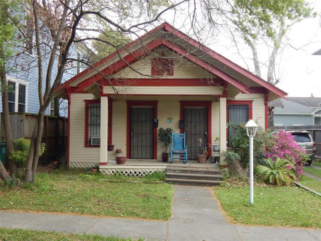 1021 Waverly Street, Houston, TX 77008 (MLS #43376692) :: Krueger Real Estate