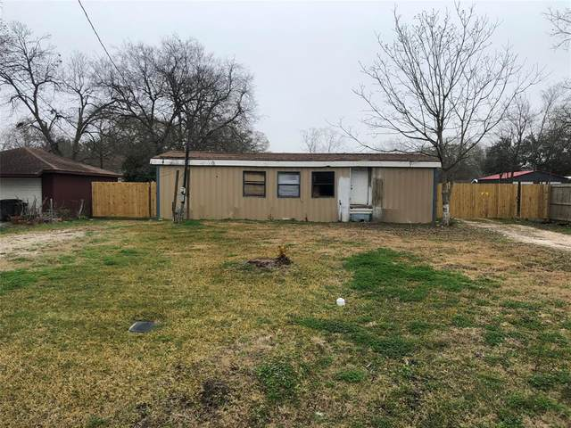 2823 Dupont Street, Pasadena, TX 77503 (MLS #43379349) :: The Freund Group