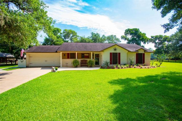 3838 County Road 400 Brazos River Road, Freeport, TX 77541 (MLS #43401937) :: Magnolia Realty