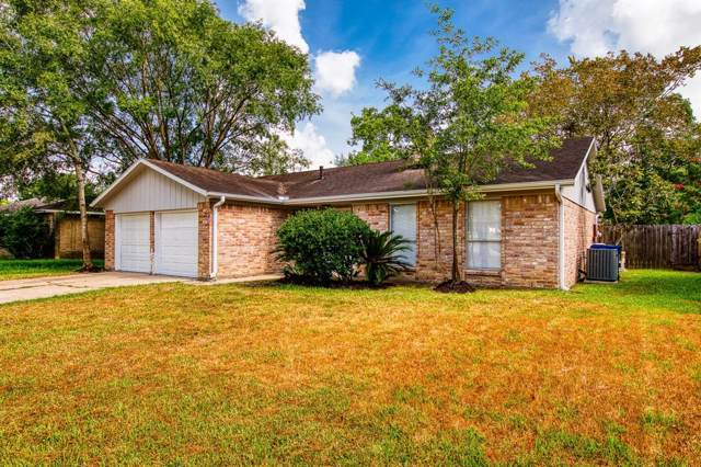 1566 Hilton Head Drive, Missouri City, TX 77459 (MLS #43404798) :: The Heyl Group at Keller Williams