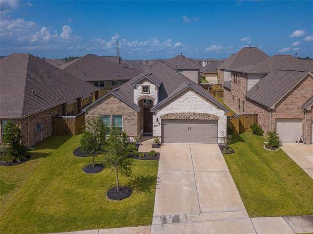 10019 Thicket Park Lane, Humble, TX 77396 (MLS #43412893) :: The Heyl Group at Keller Williams