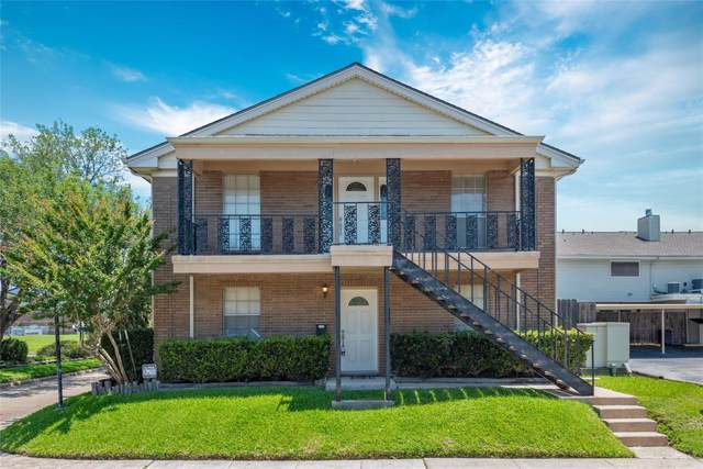 18109 Heritage Lane #1, Houston, TX 77058 (MLS #43414909) :: The Heyl Group at Keller Williams