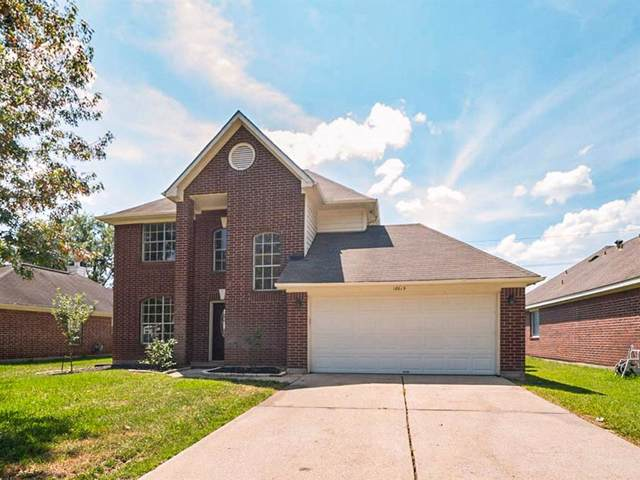 18619 Droitwich Drive, Humble, TX 77346 (MLS #43415322) :: Texas Home Shop Realty
