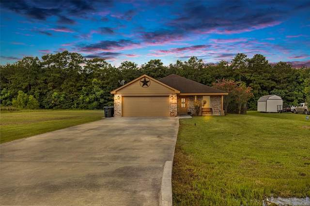 20 County Road 2208-2, Cleveland, TX 77327 (MLS #434201) :: The Queen Team