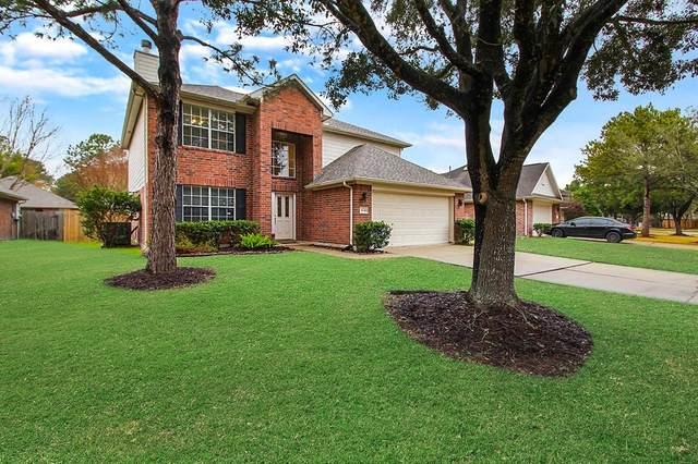 3046 Glenthorpe Lane, Katy, TX 77494 (MLS #43420295) :: My BCS Home Real Estate Group
