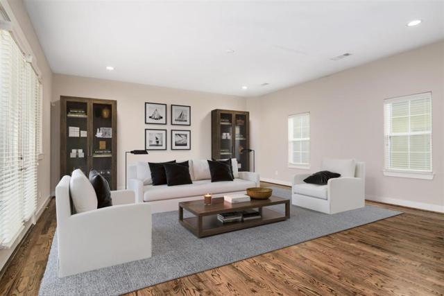 925 W 23rd Street B, Houston, TX 77008 (MLS #43420563) :: Texas Home Shop Realty