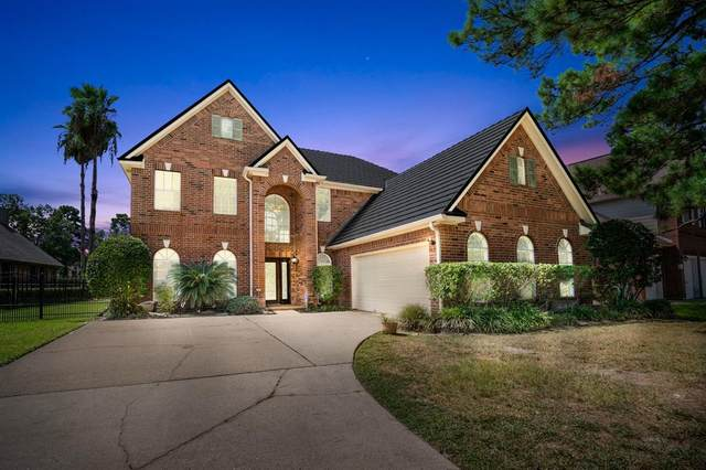 8318 Malardcrest Drive, Humble, TX 77346 (MLS #43424653) :: The Freund Group
