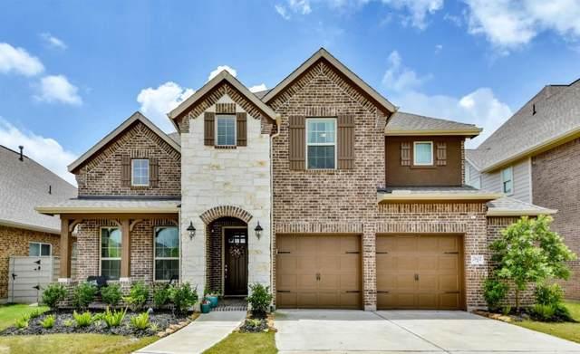 2602 Redbud Trail Lane, Manvel, TX 77578 (MLS #43434950) :: NewHomePrograms.com LLC