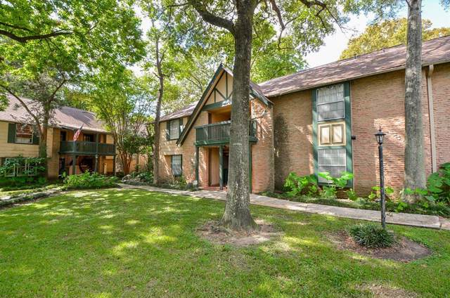 8229 Kingsbrook Road #129, Houston, TX 77024 (MLS #43437459) :: Giorgi Real Estate Group