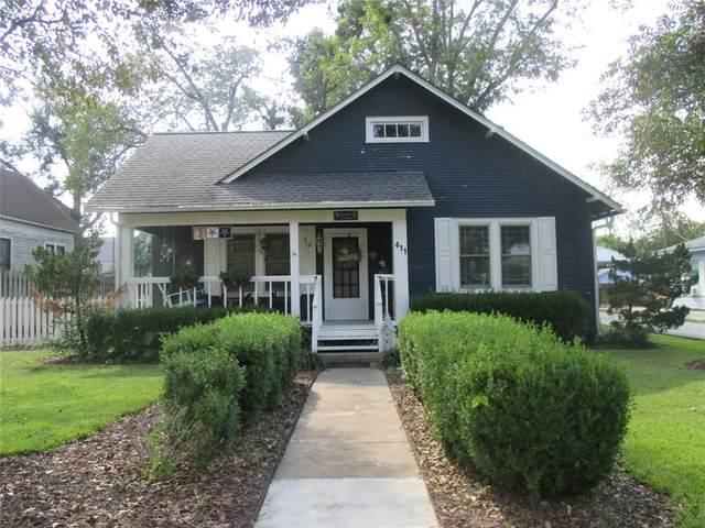 411 Hardeman Street, Sealy, TX 77474 (MLS #43437593) :: Caskey Realty
