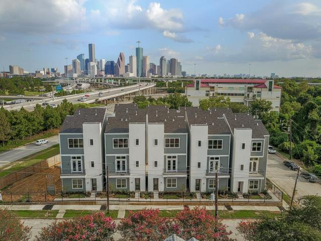 2420 Maufferd, Houston, TX 77009 (MLS #43441294) :: REMAX Space Center - The Bly Team