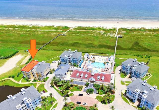 4141 Pointe West Drive #101, Galveston, TX 77554 (MLS #43457247) :: All Cities USA Realty