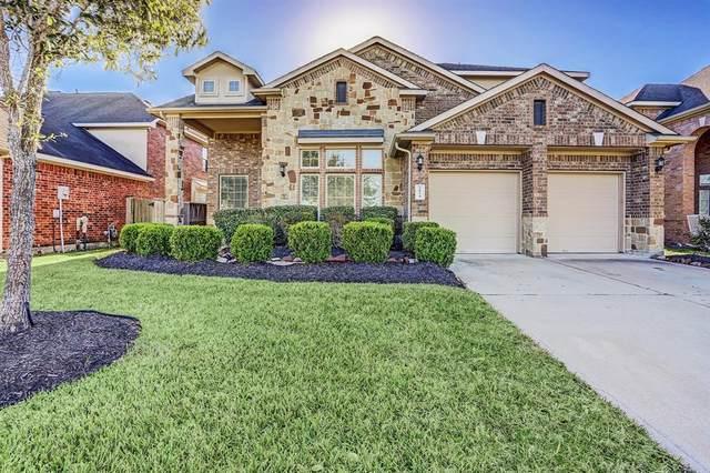 2614 Palm Harbour Drive, Missouri City, TX 77459 (MLS #43460834) :: The Sansone Group