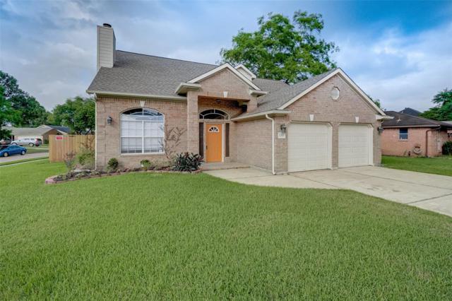131 Buckeye Drive, Katy, TX 77450 (MLS #43465728) :: The Heyl Group at Keller Williams