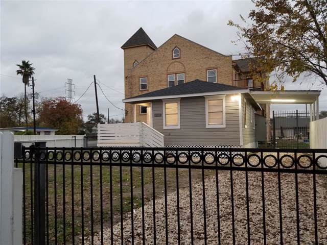 525 E 35th Street, Houston, TX 77022 (MLS #43472745) :: Giorgi Real Estate Group