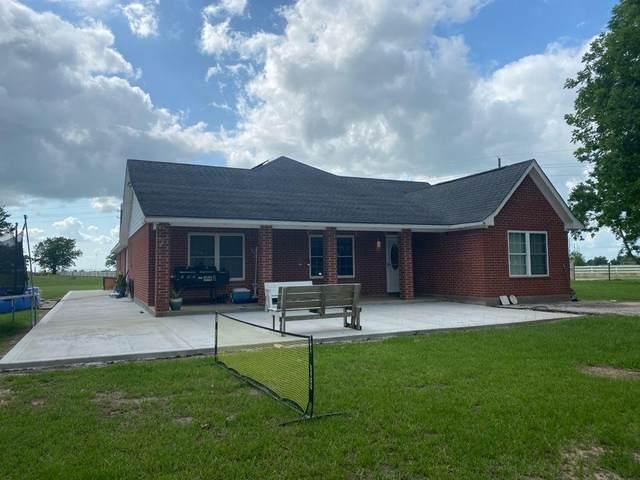 7911 Meadowlark Street, Brookshire, TX 77423 (MLS #43478730) :: My BCS Home Real Estate Group