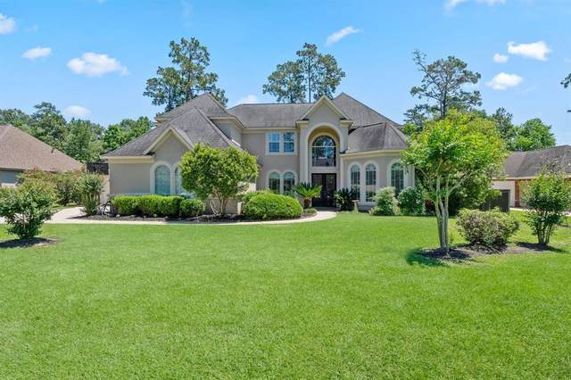 25310 Piney Bend Court, Spring, TX 77389 (MLS #43489323) :: The Bly Team