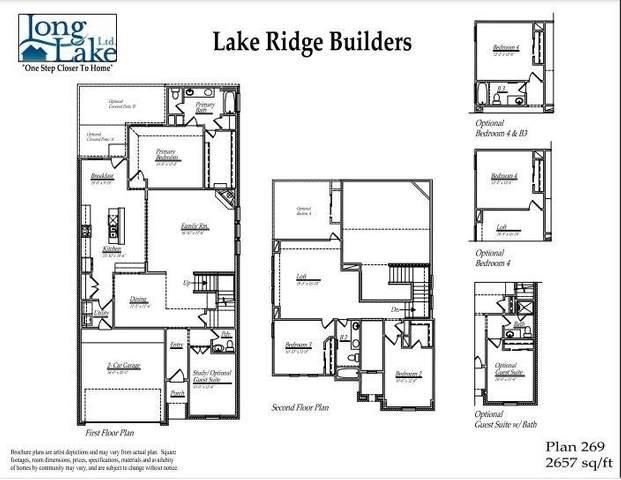 2252 Garganey Lane, Conroe, TX 77385 (MLS #43494089) :: The Home Branch