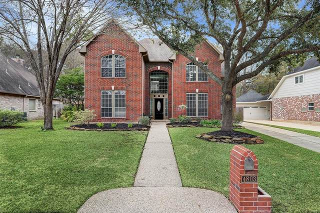 4803 Riverside Oaks Drive, Kingwood, TX 77345 (MLS #43510898) :: Michele Harmon Team