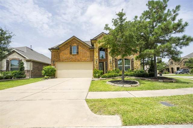 9543 Knox Prairie Court, Cypress, TX 77433 (MLS #43512989) :: The SOLD by George Team