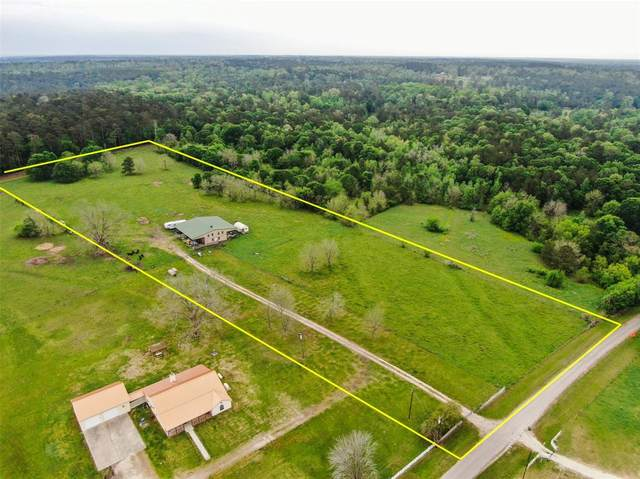 160 Winters Ranch Road, New Waverly, TX 77358 (#43534233) :: ORO Realty