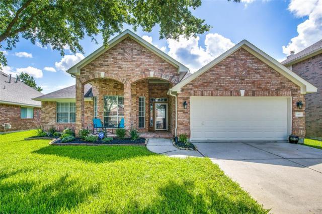 3401 Lakeway Lane, Pearland, TX 77584 (MLS #43540562) :: Christy Buck Team